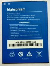 Аккумулятор для телефона Highscreen Bay 3150 мА/час Original
