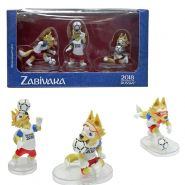 Фигурки Zabivaka set №3 (header) 6 см 3 шт (арт. T11675)