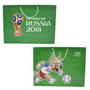 FIFA-2018 Пакет подарочный 41х55х15,5 см