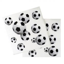 Салфетки Футбольные