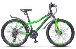 Велосипед подростковый STELS Navigator 410 MD (2020) (2021)