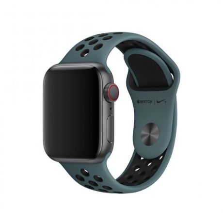 Ремешок Apple Watch 40mm Nike Sport Band – S/M & M/L