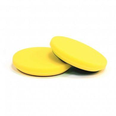 Menzerna Сверхпрочный поролоновый полировальный диск, повышенной износостойкости, желтый, 130 мм.