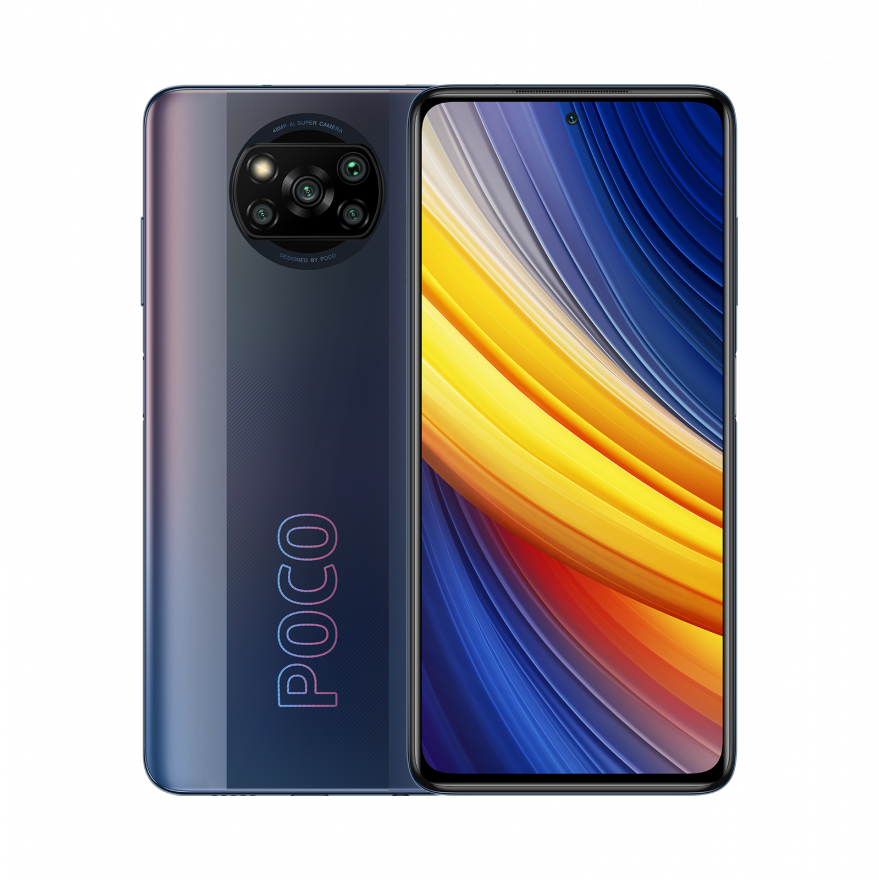 Смартфон Xiaomi Poco X3 Pro 8/256GB (NFC), Phantom Black