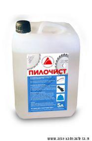Средство моющее для инструмента Пилочист (концентрат 1 к 5) 5 л Woodwork pilochist-5