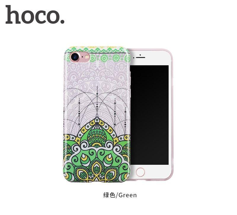 Защитный чехол HOCO Doren series для iPhone7 Plus/8 Plus, зеленый