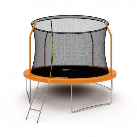 Батут Jump Trampoline оранжевый 12ft ( 366 см )