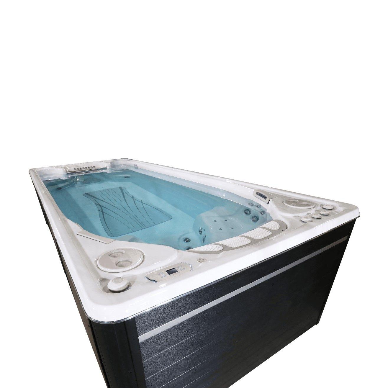 Плавательный бассейн с противотоком Hydropool Executive Trainer 16 EX 473х236 ФОТО