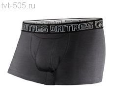 Трусы серые, мужские боксеры короткие большой размер (58,60,62)