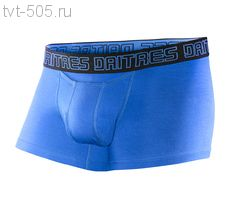 Трусы бирюзовые, мужские боксеры короткие большой размер (58,60,62)