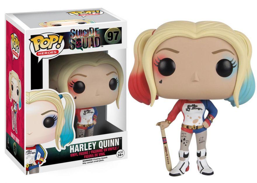 Фигурка Funko POP! Vinyl: Suicide Squad: Harley Quinn 8401