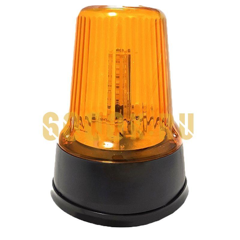 Маяк светодиодный импульсный 12-24 Вольт (МИ 05)