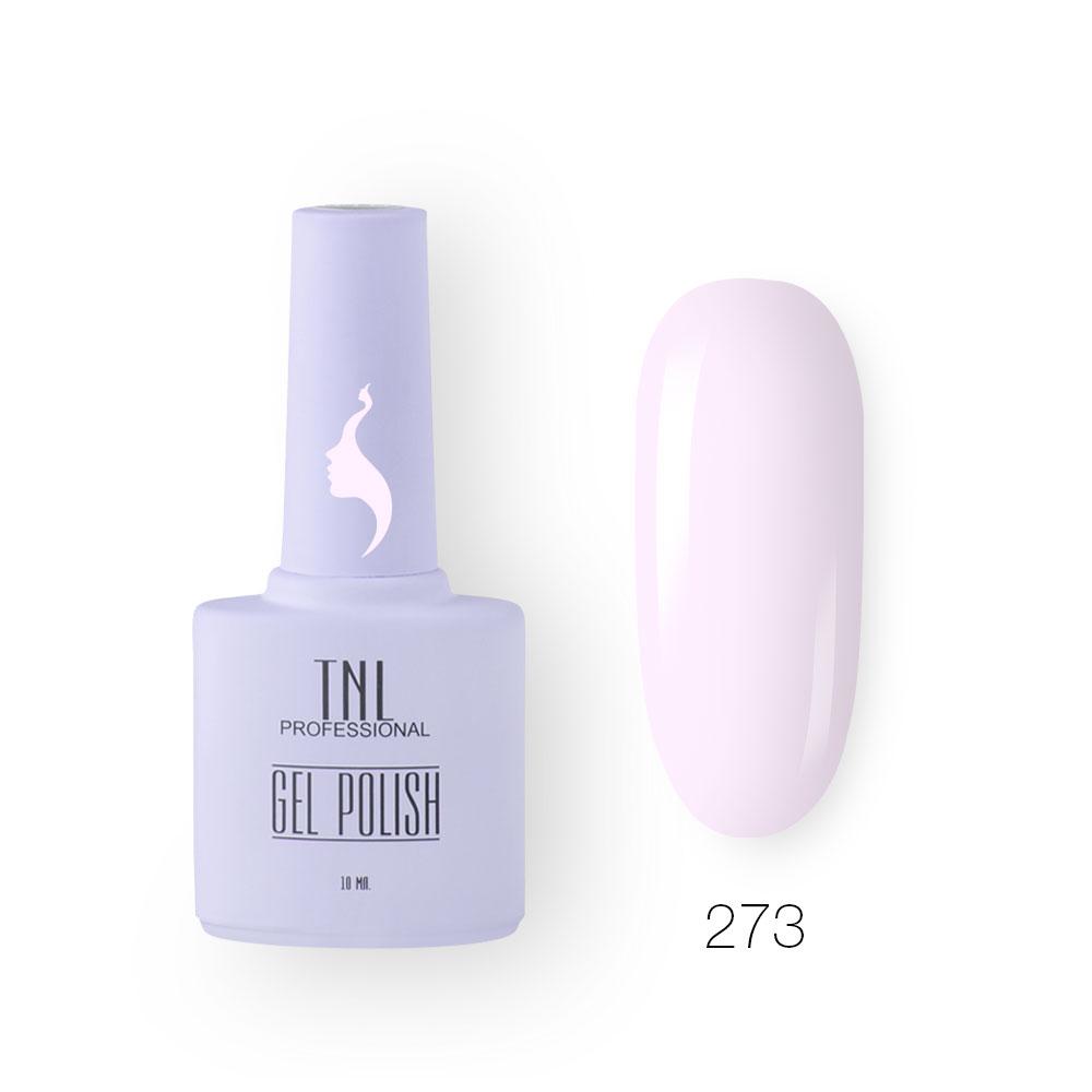 Гель-лак TNL 8 Чувств №273 - светло-лиловый (10 мл.)
