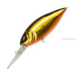 Воблер Megabass DX-Free 3.0 75 мм / 20,9 гр / Заглубление: 1 - 3 м / цвет: GG Megabass Kinkuro