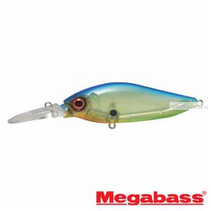 Воблер Megabass Diving Flap Slap 77 мм / 10,5 гр / Заглубление: 0 - 2 м / цвет: NC Blue Back Chart (JP)