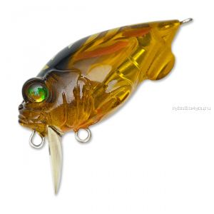 Воблер Megabass Griffon Zerro 45 мм / 7 гр / Заглубление: 0 - 0,3  м / цвет: GG Perch