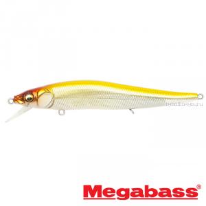 Воблер Megabass Vision Oneten FX Tour Premium 110мм / 14 гр / Заглубление: 0,5 - 1м / цвет: M Westerm Clown