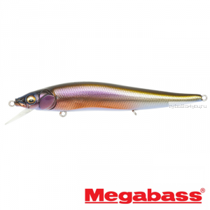 Воблер Megabass Vision Oneten FX Tour Premium 110мм / 14 гр / Заглубление: 0,5 - 1м / цвет: Wagin Kawamutsu