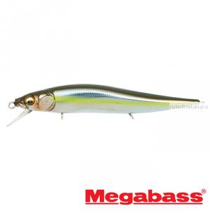 Воблер Megabass Vision Oneten Jr. 98мм / 10,5 гр / Заглубление: 0,5 - 1 м / цвет: MG Sexy Stream