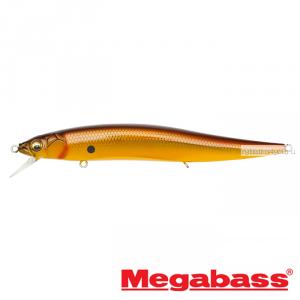 Воблер Megabass Vision Oneten Magnum SP 130 мм / 21,2 гр / Заглубление: 0,6 - 1,5 м / цвет: Komorin Coper Shad