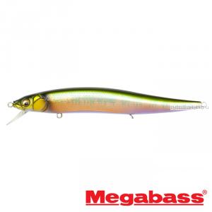 Воблер Megabass Vision Oneten Magnum SP 130 мм / 21,2 гр / Заглубление: 0,6 - 1,5 м / цвет: Wagin Oikawa M
