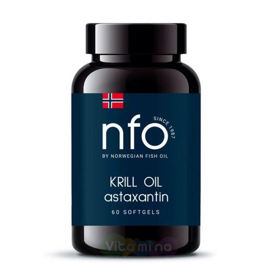 NFO Омега-3 Масло Криля 1450 мг 60 капсул