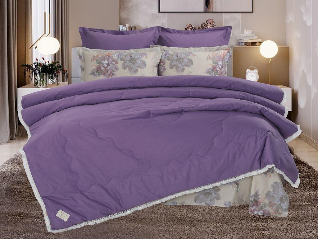 Бронте (пурпурно-фиолетовый) Cotton комплект