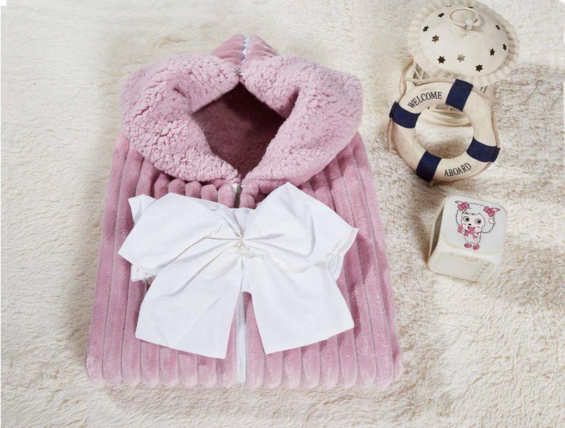 Одеяло-конверт Infanty (лаванда) 75х70
