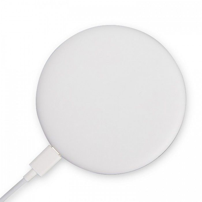 Беспроводная зарядка Xiaomi Mi Wireless Charging Pad (WPC01ZM) (Белая)