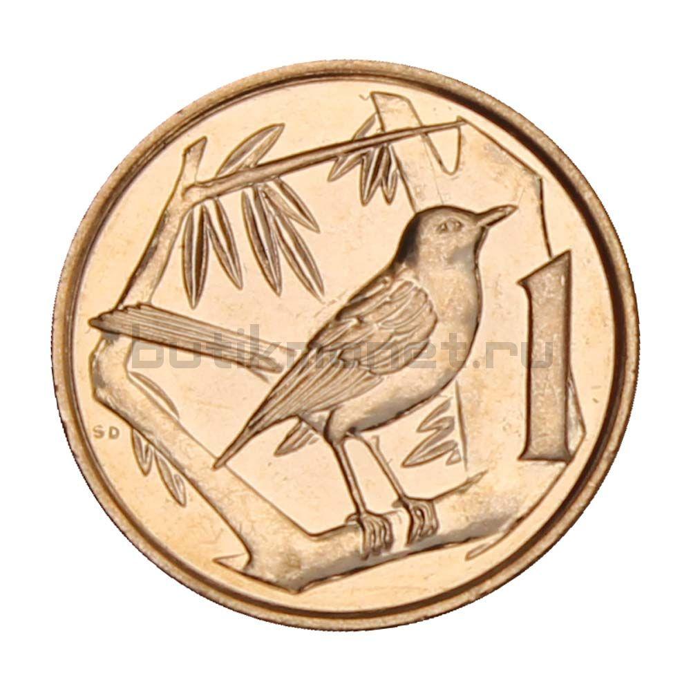 1 цент 2008 Каймановы острова