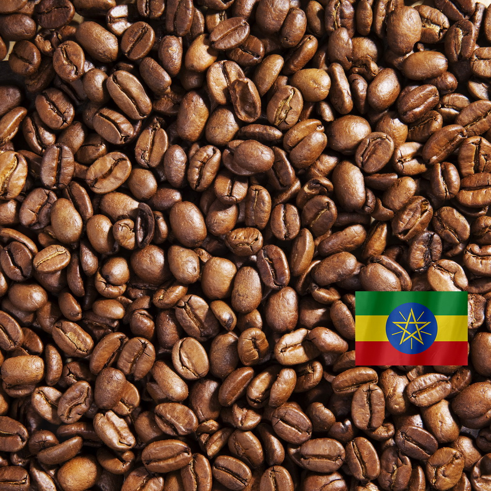 Эфиопия Иргачефф - Кофе в зернах