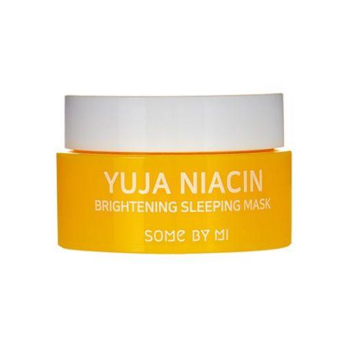 390480 SOME BY MI Ночная маска для лица с экстрактом юдзу YUJA NIACIN BRIGHTENING SLEEPING MASK (mini)