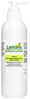Lamaris Тоник ANTI-ACNE для проблемной кожи, 200 мл