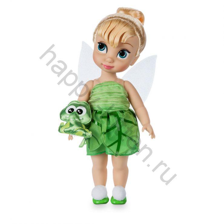 Кукла фея Динь динь в детстве Дисней