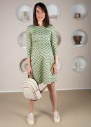"""Платье """"Алиша"""" для беременных и кормящих; софтграсс"""
