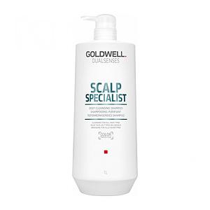 Goldwell Dualsenses Scalp Specialist Deep Cleansing Shampoo - Шампунь глубокого очищения 1000 мл