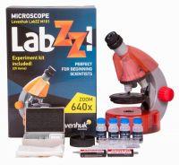 Микроскоп Levenhuk LabZZ M101 - комплектация