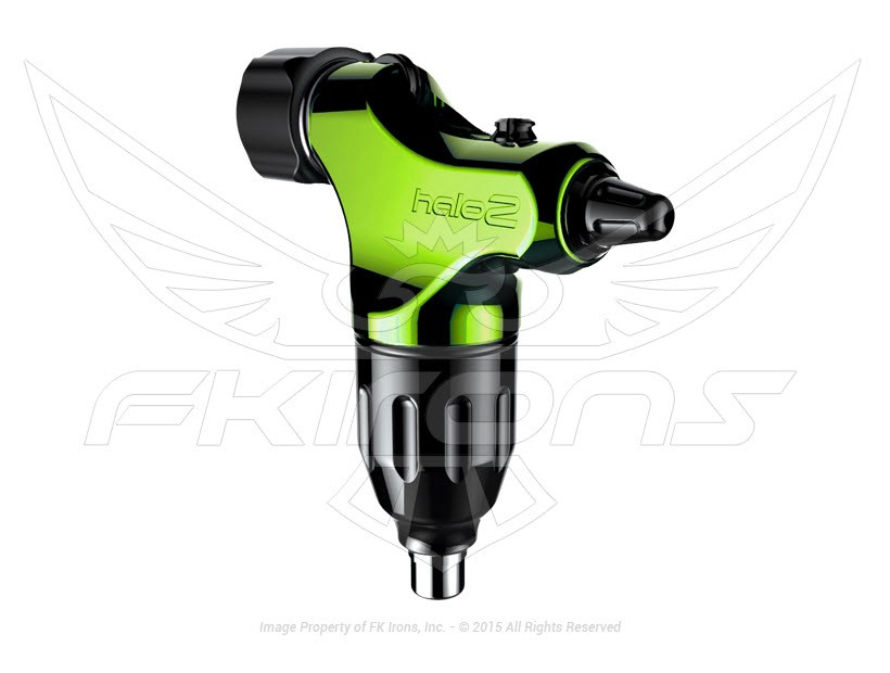 Spektra Halo 2 Crossover Rotary Tattoo Machine – Kryptonite