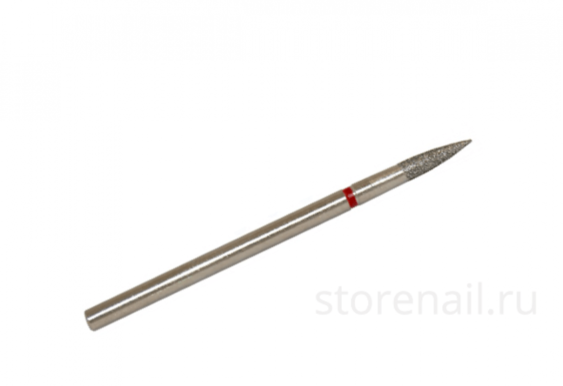 Цилиндрическая , стрельчатый конец ВладМиВа 856.104.245.080.023 (10 шт/блистер)