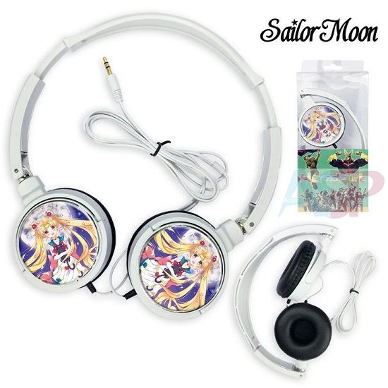 Наушники Sailor Moon