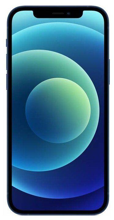 Смартфон Apple iPhone 12 256GB, синий (MGJK3RU)