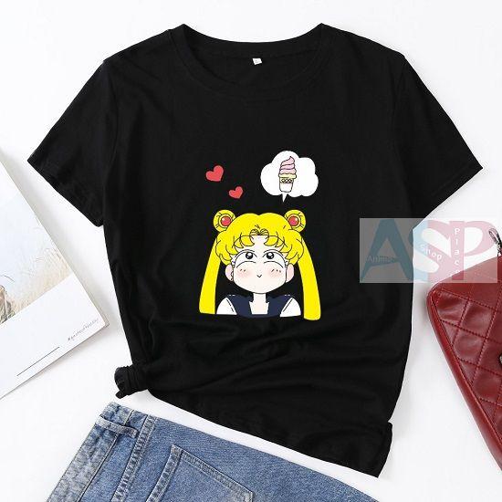 Футболка Sailor Moon 46-48