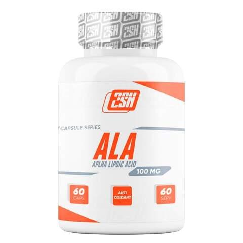 Альфа-липоевая кислота 2SN 100 mg 60 капсул