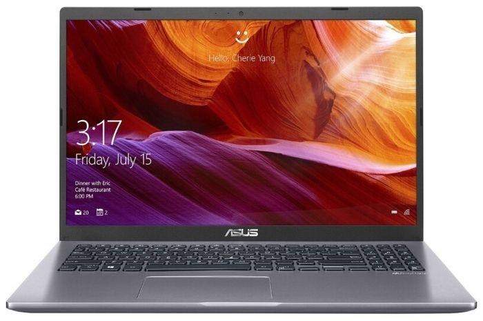 "Ноутбук ASUS M509DA-BQ233T (15.6""/IPS/AMD Ryzen 5 3500U 2.1ГГц/8ГБ + 256ГБ SSD/AMD Radeon Vega 8/Windows 10) (90NB0P52-M03450) Серый"