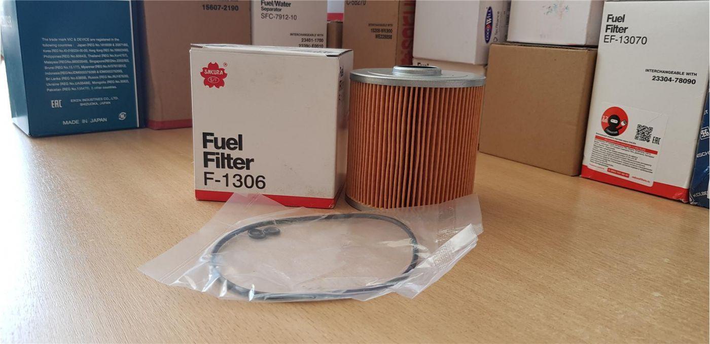Фильтр топливный (грубой очистки) HINO300 Евро-3