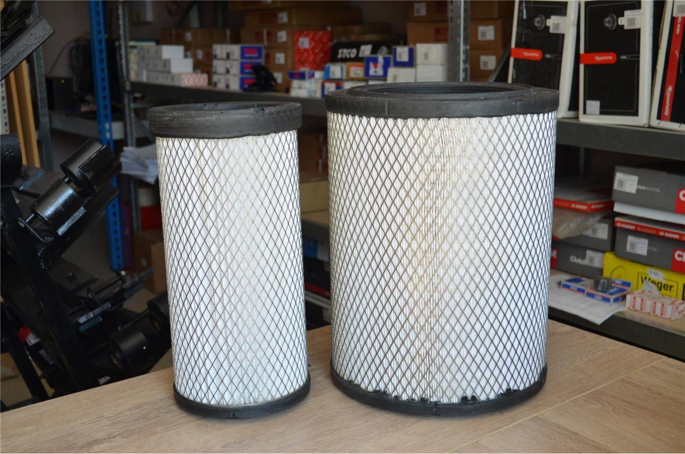 Фильтр воздушный (комплект наружный+внутренний элемент) HINO 400 E13C-TL