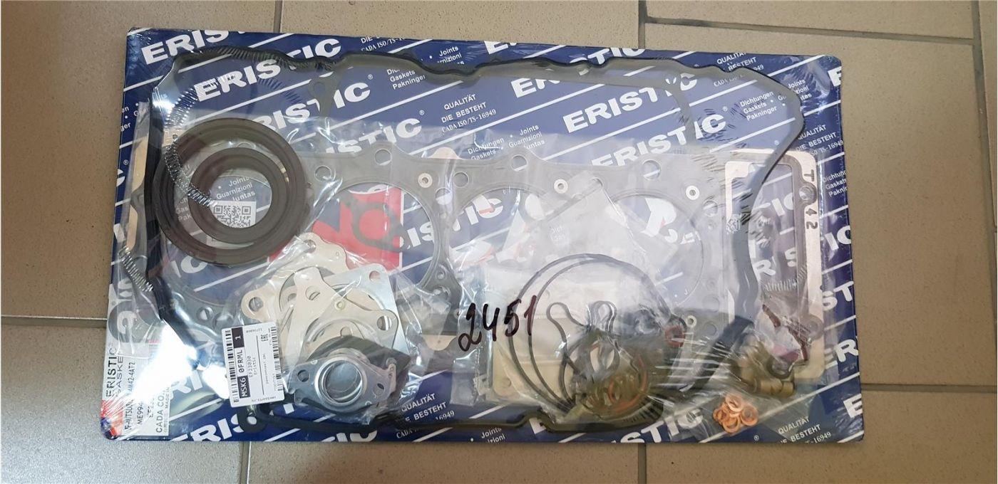 Ремкомплект прокладок двигателя 4M42 Mitsubishi Fuso Сanter ЕВРОПА!