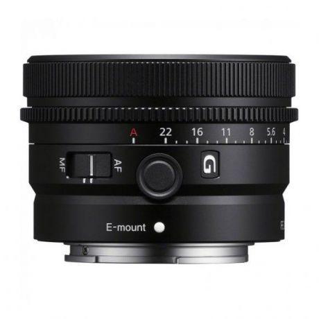 Объектив Sony SEL 40mm  F2.5 G