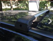 Багажник для рейлингов, OMSA, два цвета