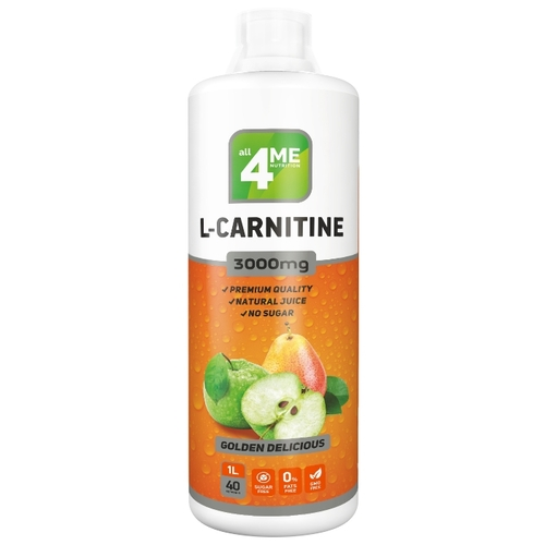 4me Nutrition L Carnitine cocentrate 3000/1000л
